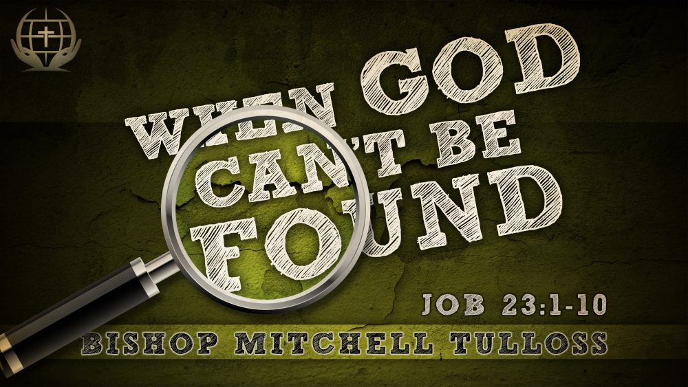 When God Can\'t Be Found Image