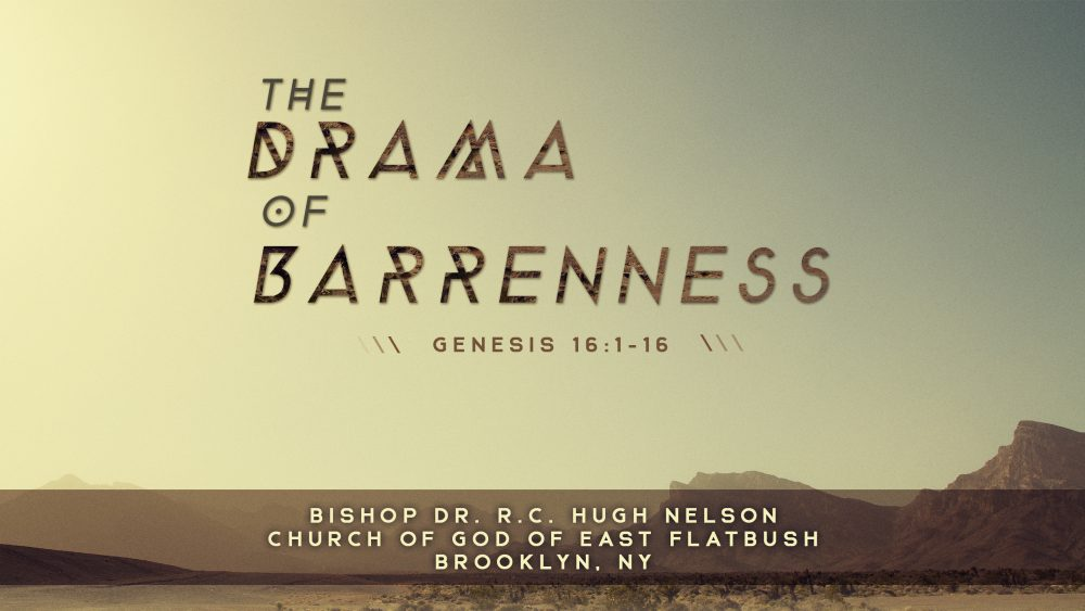 The Drama of Barrenness Image
