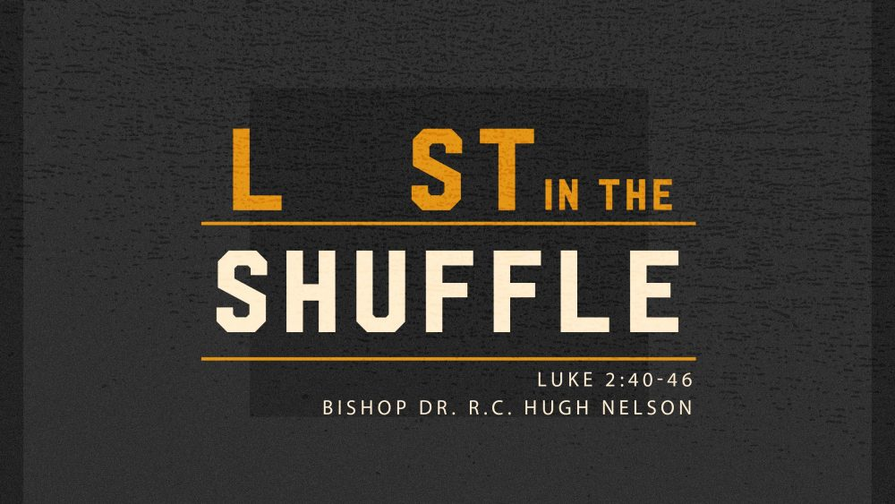 Lost in the Shuffle Image
